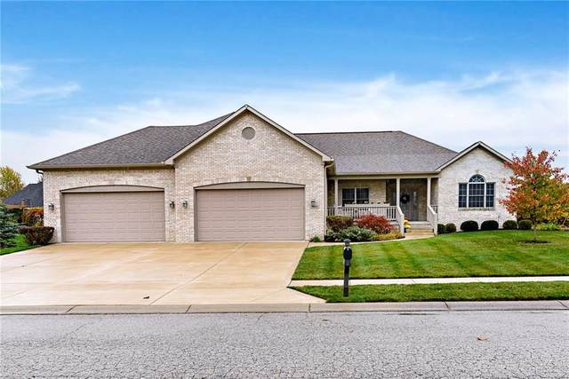 6389 Canak Drive, Avon, IN 46123 (MLS #21745863) :: AR/haus Group Realty