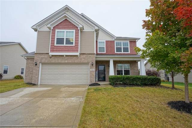 2393 Twinleaf Drive, Plainfield, IN 46168 (MLS #21745871) :: The ORR Home Selling Team