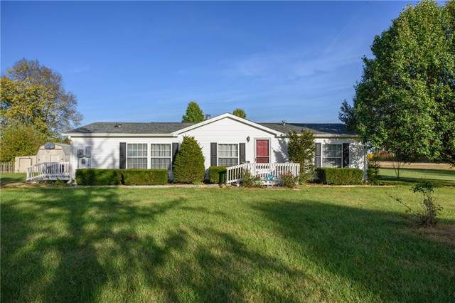 2183 S 800 W, New Palestine, IN 46163 (MLS #21745897) :: AR/haus Group Realty