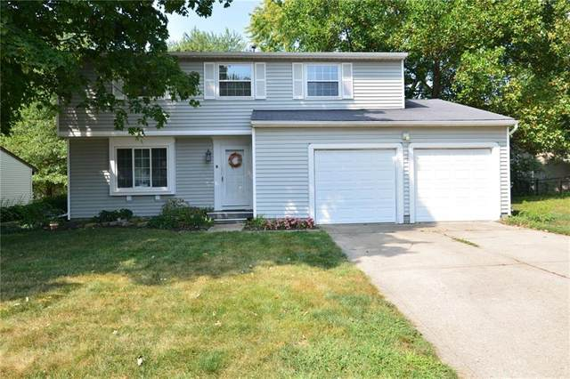 1322 Butternut Lane, Indianapolis, IN 46234 (MLS #21745899) :: Heard Real Estate Team | eXp Realty, LLC
