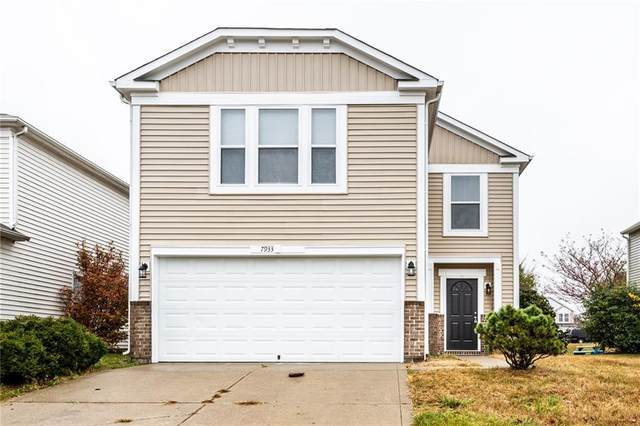 7933 Liberty School Lane, Camby, IN 46113 (MLS #21745900) :: The ORR Home Selling Team
