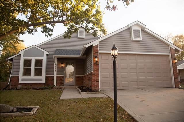 157 Southridge Lane, Westfield, IN 46074 (MLS #21745909) :: Heard Real Estate Team | eXp Realty, LLC