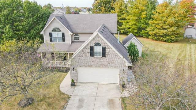 904 S Windhaven Court, New Palestine, IN 46163 (MLS #21745910) :: The Evelo Team