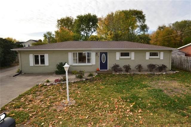 1423 Arles Drive, Noblesville, IN 46060 (MLS #21745912) :: Realty ONE Group Dream