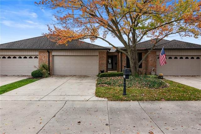1061 Millwood Court, Indianapolis, IN 46260 (MLS #21745920) :: Ferris Property Group