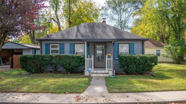 1941 N Bancroft Street, Indianapolis, IN 46218 (MLS #21745921) :: The ORR Home Selling Team
