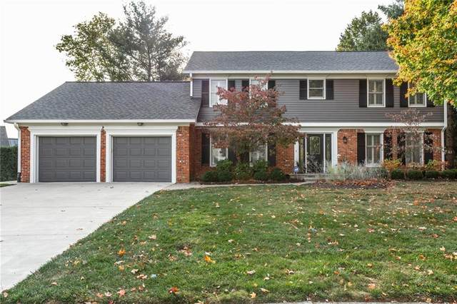 13019 Andover Drive, Carmel, IN 46033 (MLS #21745926) :: Richwine Elite Group