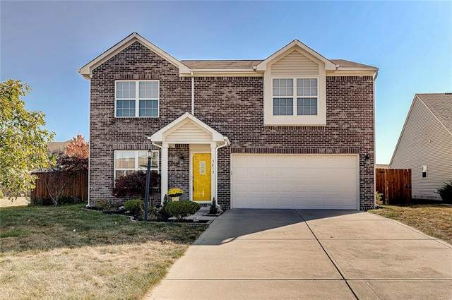 5215 Twin Bridge Boulevard, Indianapolis, IN 46239 (MLS #21745936) :: Mike Price Realty Team - RE/MAX Centerstone