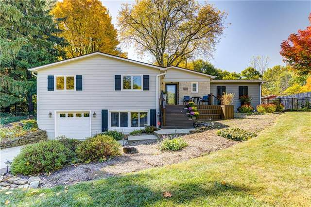 7806 Meadowbrook Drive, Indianapolis, IN 46240 (MLS #21745940) :: The ORR Home Selling Team