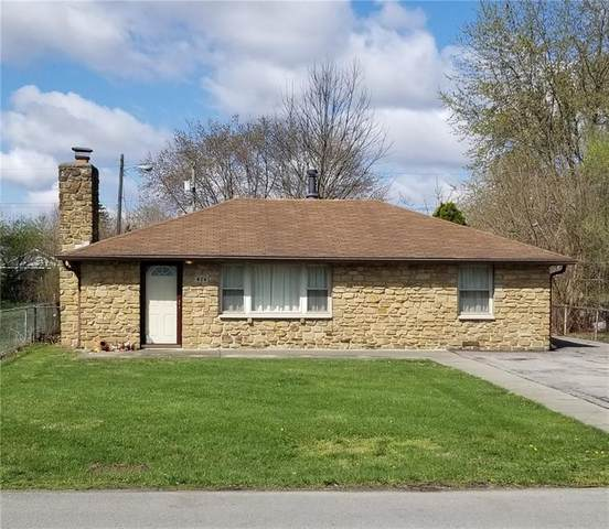 824 Denison Street, Indianapolis, IN 46241 (MLS #21745952) :: Heard Real Estate Team | eXp Realty, LLC