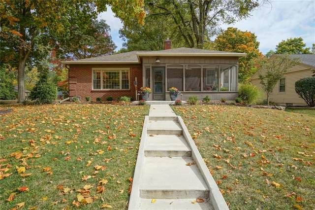 5551 Indianola Avenue, Indianapolis, IN 46220 (MLS #21745958) :: Richwine Elite Group