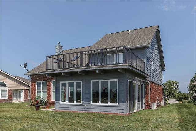 13240 N White Cloud Court, Camby, IN 46113 (MLS #21745964) :: Richwine Elite Group
