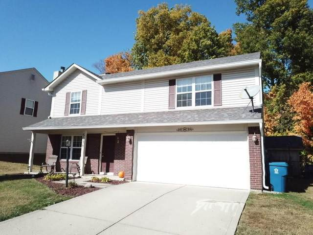 6038 Gimbel Circle, Indianapolis, IN 46221 (MLS #21745969) :: Mike Price Realty Team - RE/MAX Centerstone