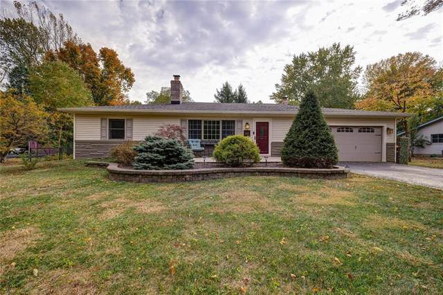 825 W 77TH ST Drive S, Indianapolis, IN 46260 (MLS #21745976) :: Mike Price Realty Team - RE/MAX Centerstone