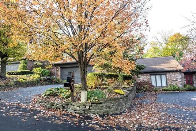 5382 Whisperwood Lane, Indianapolis, IN 46226 (MLS #21745993) :: Anthony Robinson & AMR Real Estate Group LLC