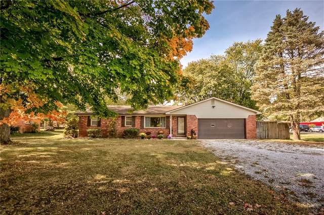 608 S Raceway Road, Indianapolis, IN 46231 (MLS #21746000) :: Richwine Elite Group
