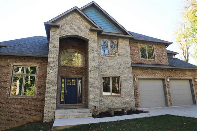 3208 Goshawk Lane, Martinsville, IN 46151 (MLS #21746003) :: The Indy Property Source