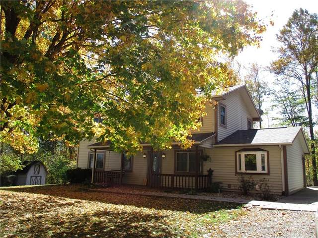 4965 W Carr Hill Road, Columbus, IN 47201 (MLS #21746018) :: Richwine Elite Group
