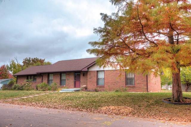 1012 Aspen Lane, Columbus, IN 47203 (MLS #21746020) :: Richwine Elite Group