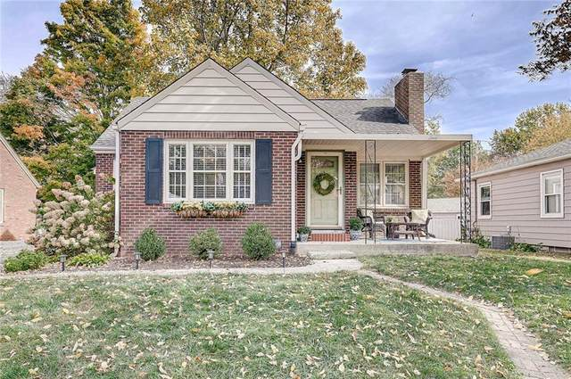 5805 Indianola Avenue, Indianapolis, IN 46220 (MLS #21746021) :: The ORR Home Selling Team
