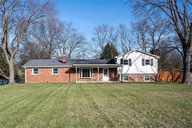 5201 Seneca Drive, Indianapolis, IN 46220 (MLS #21746025) :: Mike Price Realty Team - RE/MAX Centerstone