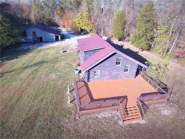 7035 Berean Road, Martinsville, IN 46151 (MLS #21746031) :: Heard Real Estate Team | eXp Realty, LLC