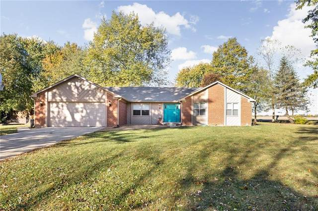 6548 S Brier Creek Drive #0, New Palestine, IN 46163 (MLS #21746039) :: The Indy Property Source