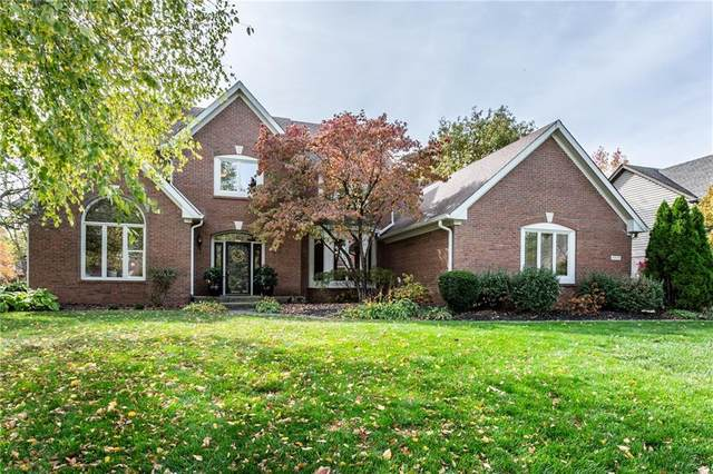 4935 Regency Place, Carmel, IN 46033 (MLS #21746055) :: Mike Price Realty Team - RE/MAX Centerstone