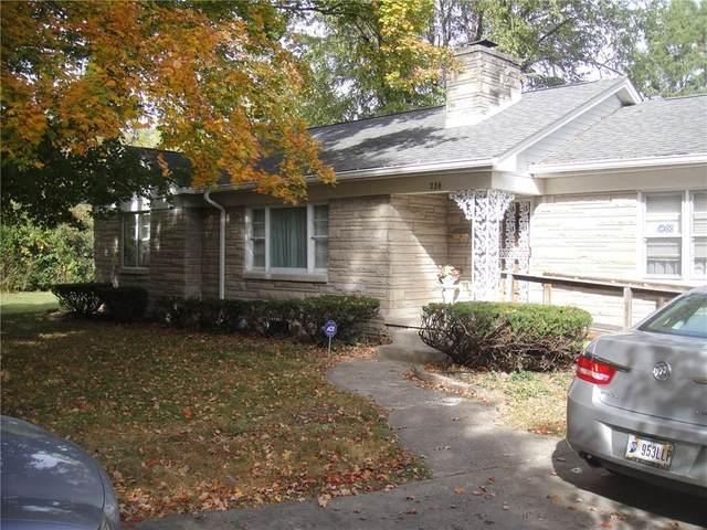 736 E Epler Avenue, Indianapolis, IN 46227 (MLS #21746059) :: Corbett & Company