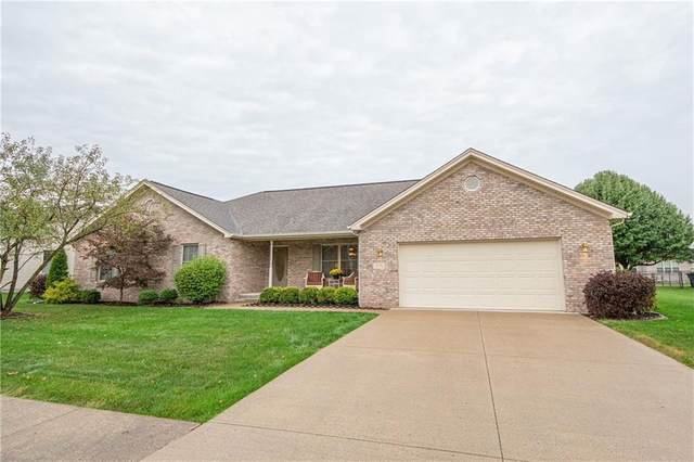 3236 Sunrise Drive, Columbus, IN 47203 (MLS #21746062) :: Mike Price Realty Team - RE/MAX Centerstone