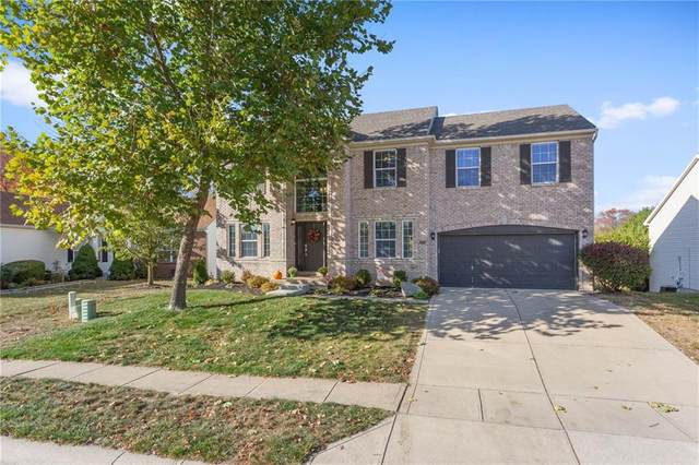 10634 Aspen Drive, Fishers, IN 46037 (MLS #21746074) :: The ORR Home Selling Team