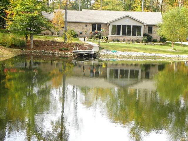 4295 S State Highway 7, North Vernon, IN 47265 (MLS #21746076) :: Mike Price Realty Team - RE/MAX Centerstone