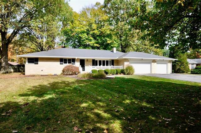 6135 Hazelwood Avenue, Indianapolis, IN 46228 (MLS #21746093) :: Mike Price Realty Team - RE/MAX Centerstone