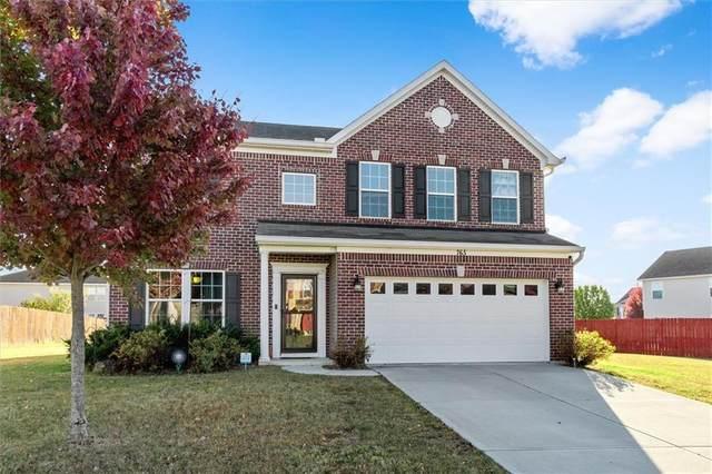 765 Legacy Boulevard, Greenwood, IN 46143 (MLS #21746096) :: Heard Real Estate Team | eXp Realty, LLC