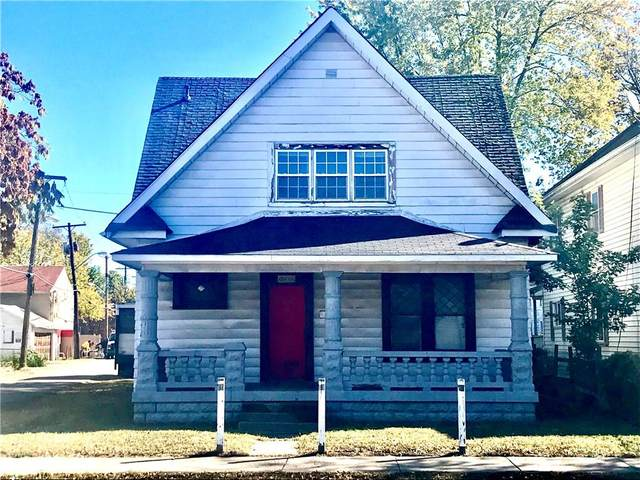 21 S Warman Avenue, Indianapolis, IN 46222 (MLS #21746105) :: Corbett & Company