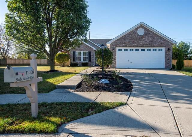 11658 Shady Meadow Place, Fishers, IN 46037 (MLS #21746117) :: Realty ONE Group Dream