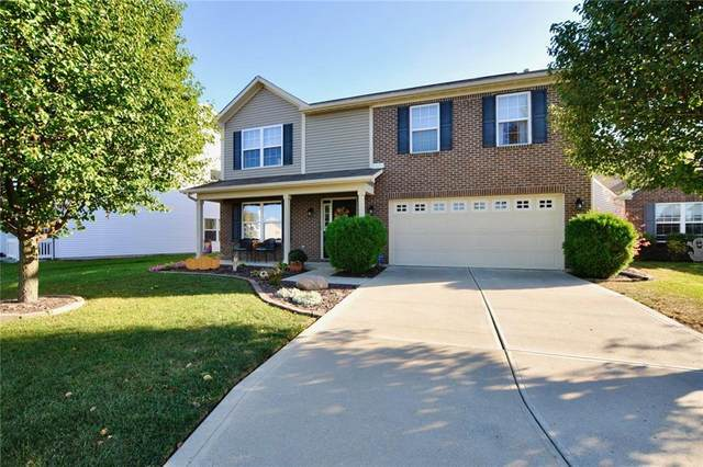 10623 Cobton Circle, Noblesville, IN 46060 (MLS #21746118) :: The ORR Home Selling Team