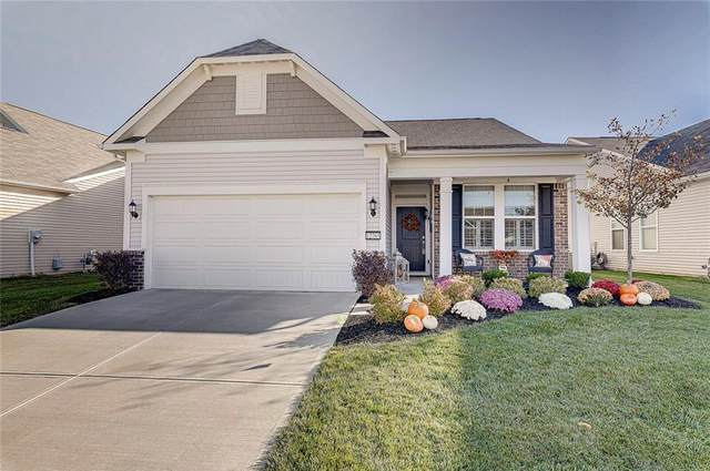 12765 Arista Lane, Fishers, IN 46037 (MLS #21746130) :: Corbett & Company