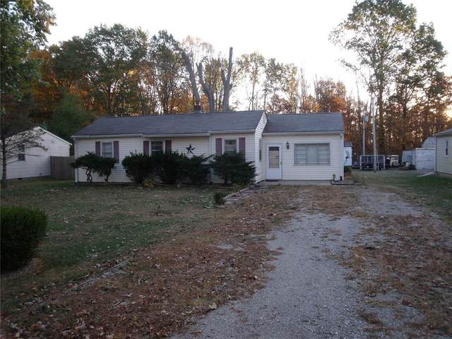 1732 Purpura Drive, Danville, IN 46122 (MLS #21746139) :: The Indy Property Source