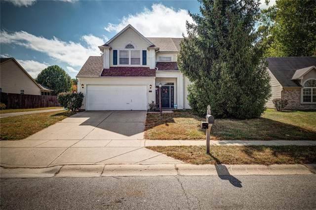 5439 Great Woods Drive, Indianapolis, IN 46224 (MLS #21746157) :: Mike Price Realty Team - RE/MAX Centerstone