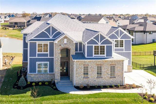 18407 Lakes End Court, Westfield, IN 46074 (MLS #21746161) :: Richwine Elite Group