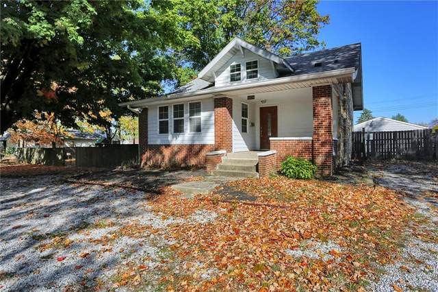 1034 E Edwards Avenue, Indianapolis, IN 46227 (MLS #21746162) :: Mike Price Realty Team - RE/MAX Centerstone