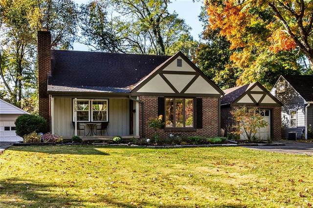 1125 E 56th Street, Indianapolis, IN 46220 (MLS #21746164) :: Mike Price Realty Team - RE/MAX Centerstone