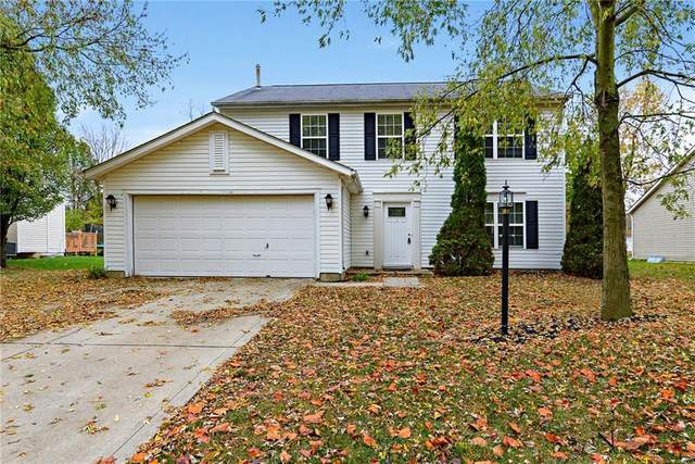 6937 Lindel Court, Indianapolis, IN 46268 (MLS #21746166) :: The ORR Home Selling Team