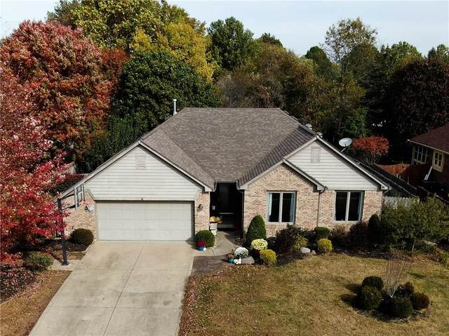 5286 Linda Way #0, Greenwood, IN 46142 (MLS #21746170) :: The ORR Home Selling Team