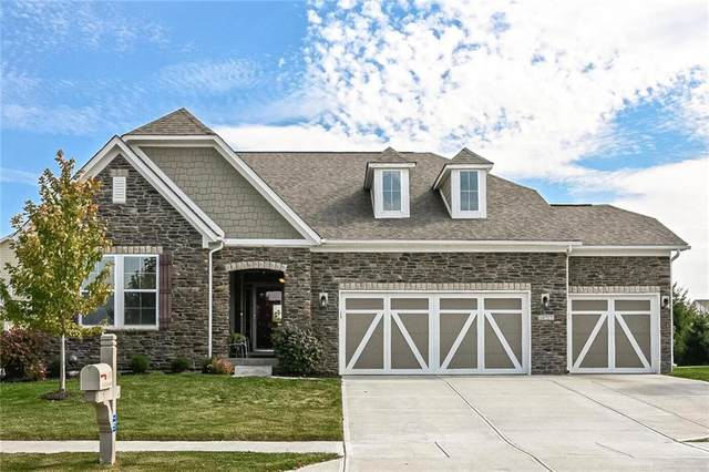 16717 Cavallina Lane, Westfield, IN 46074 (MLS #21746181) :: The Indy Property Source