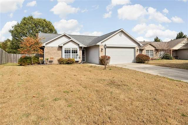 8920 Sunningdale Boulevard, Indianapolis, IN 46234 (MLS #21746185) :: Mike Price Realty Team - RE/MAX Centerstone