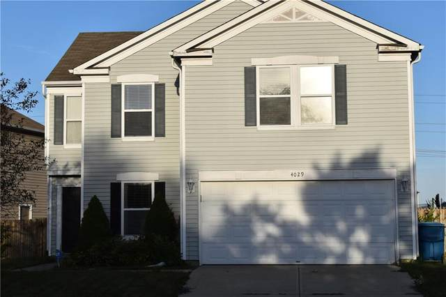 4029 Congaree Drive, Indianapolis, IN 46235 (MLS #21746189) :: Mike Price Realty Team - RE/MAX Centerstone