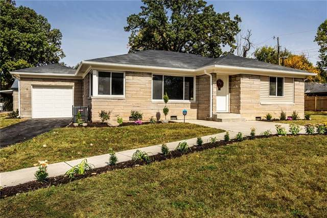 3802 E 39TH Street, Indianapolis, IN 46226 (MLS #21746196) :: Mike Price Realty Team - RE/MAX Centerstone