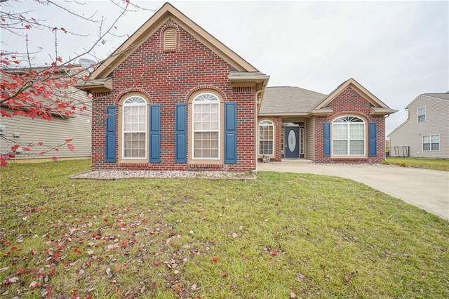 7929 Begonia Court, Camby, IN 46113 (MLS #21746199) :: Heard Real Estate Team | eXp Realty, LLC